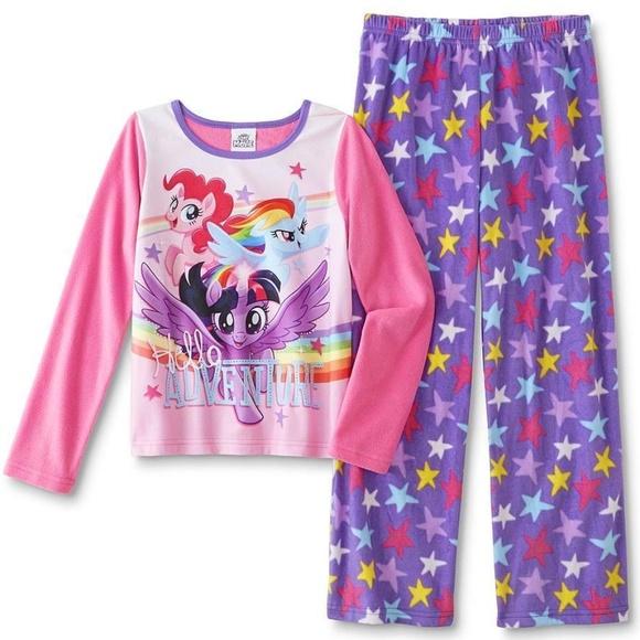 1caca03f4c25 My Little Pony Pajamas
